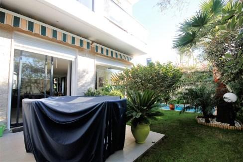 villa a vendre bouscoura maroc