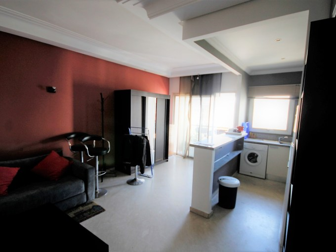 location studio meuble maarif
