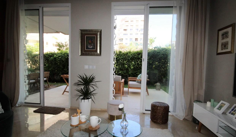location casa finance city maroc caablanca luxe jardin meuble
