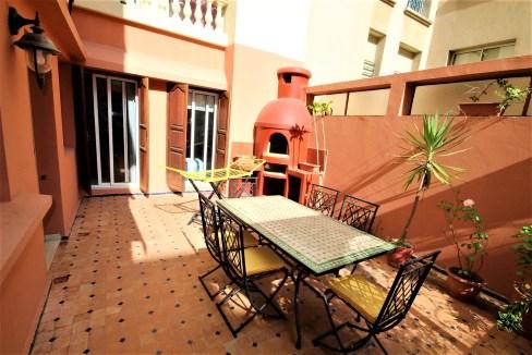 appartement terrasse racine