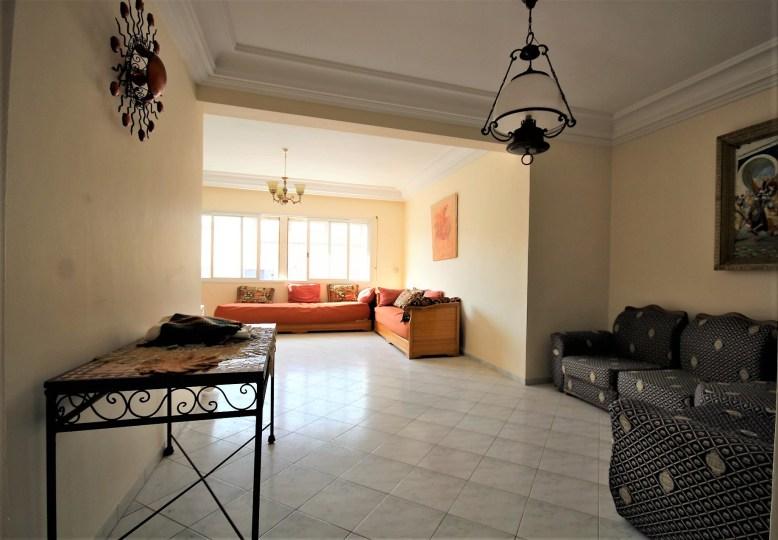 location casablanca nourreska appartement