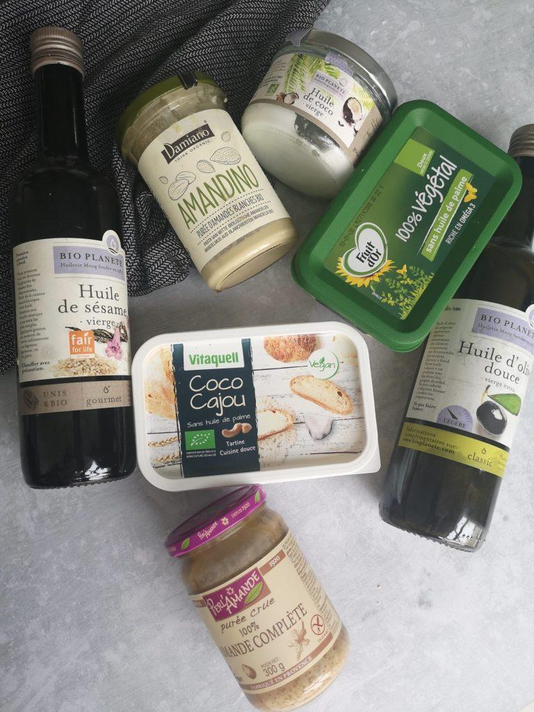 Alternatives au beurre