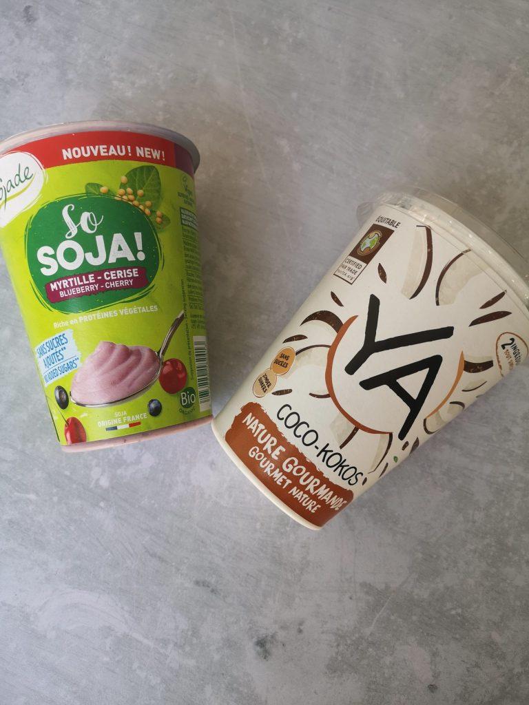 desserts sans lait sans sucre