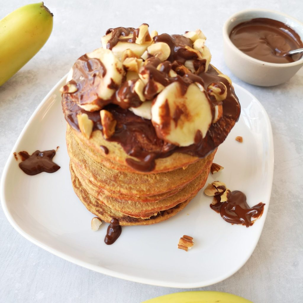 pancakes aux graines de lin