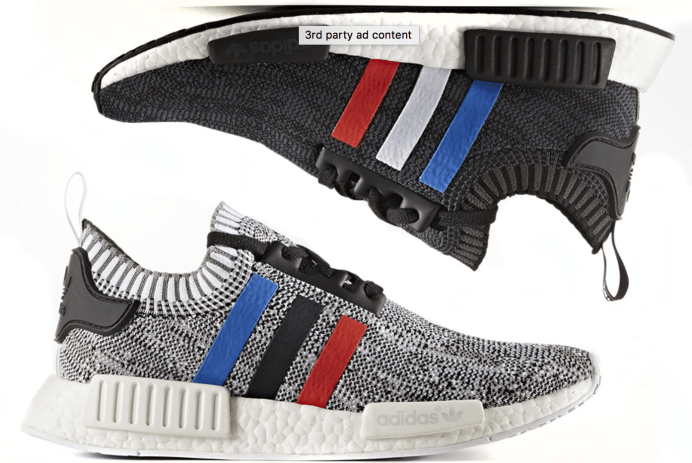 2749bb3a9 The adidas NMD  Tri-Color  comes in time for Christmas
