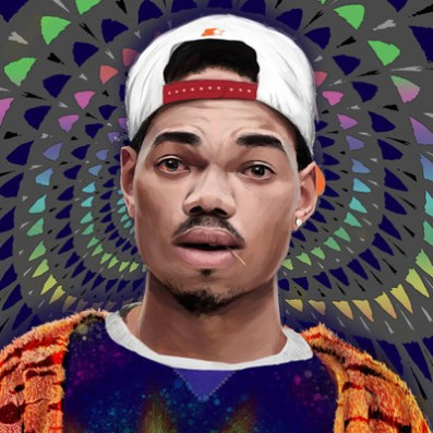 Chance The Rapper Art 2