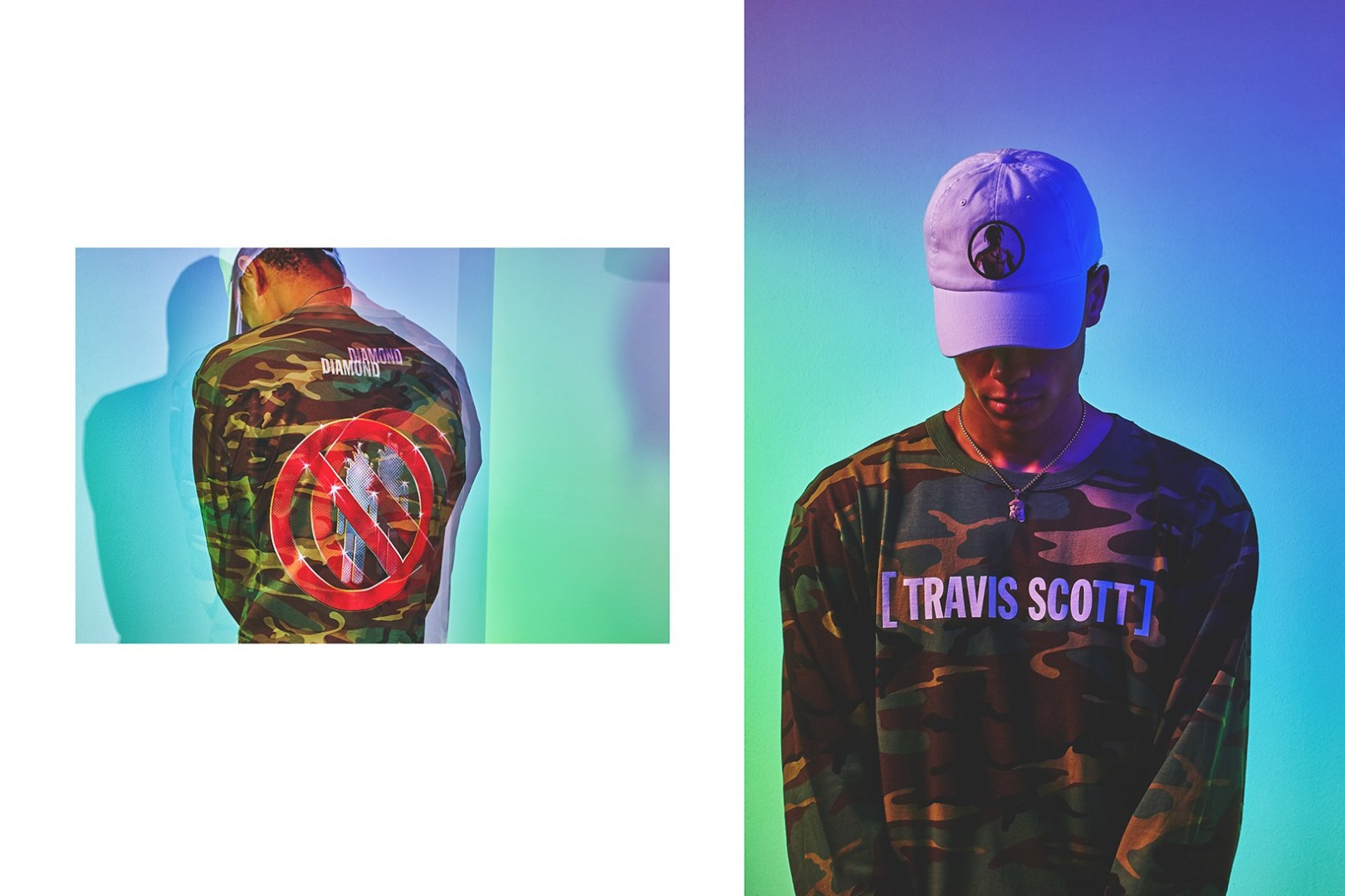 a5b2f17e48e3 Travis Scott and Diamond Supply Co. Team up Again