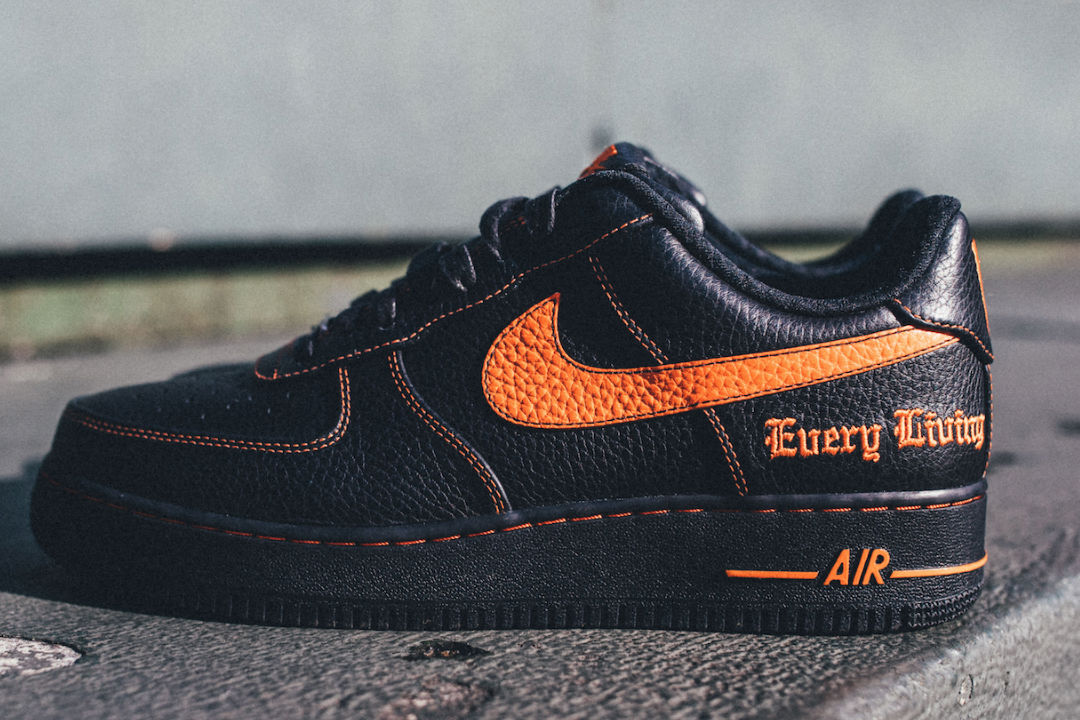 factory price e38c2 92d9c Nike is releasing the VLONE Air Force 1