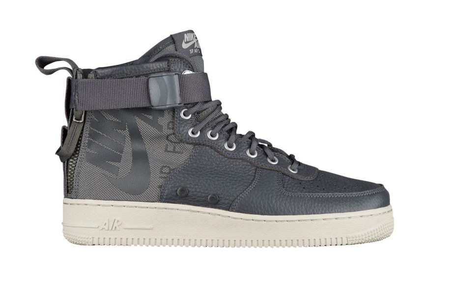 Nike is releasing a Mid-Top SF-AF1 in Seven Colorways