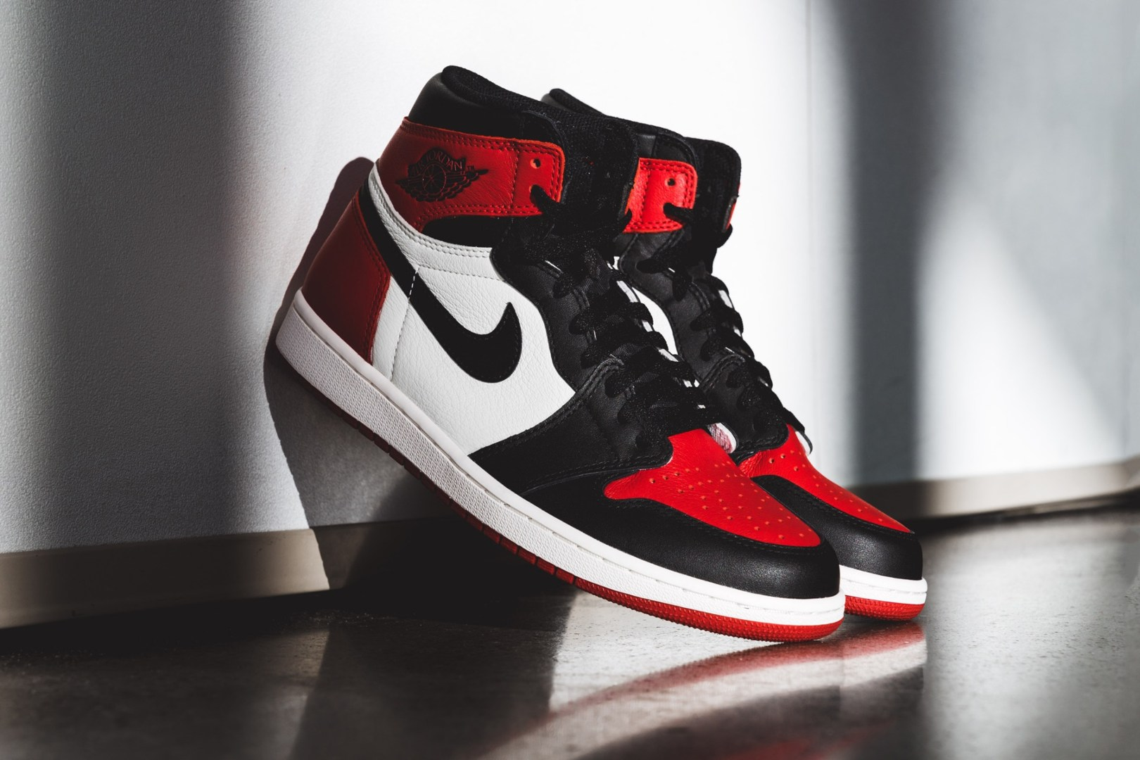 "cfedd4ce50c The Air Jordan 1 ""Bred Toe"" Should be an Easy Pick Up"