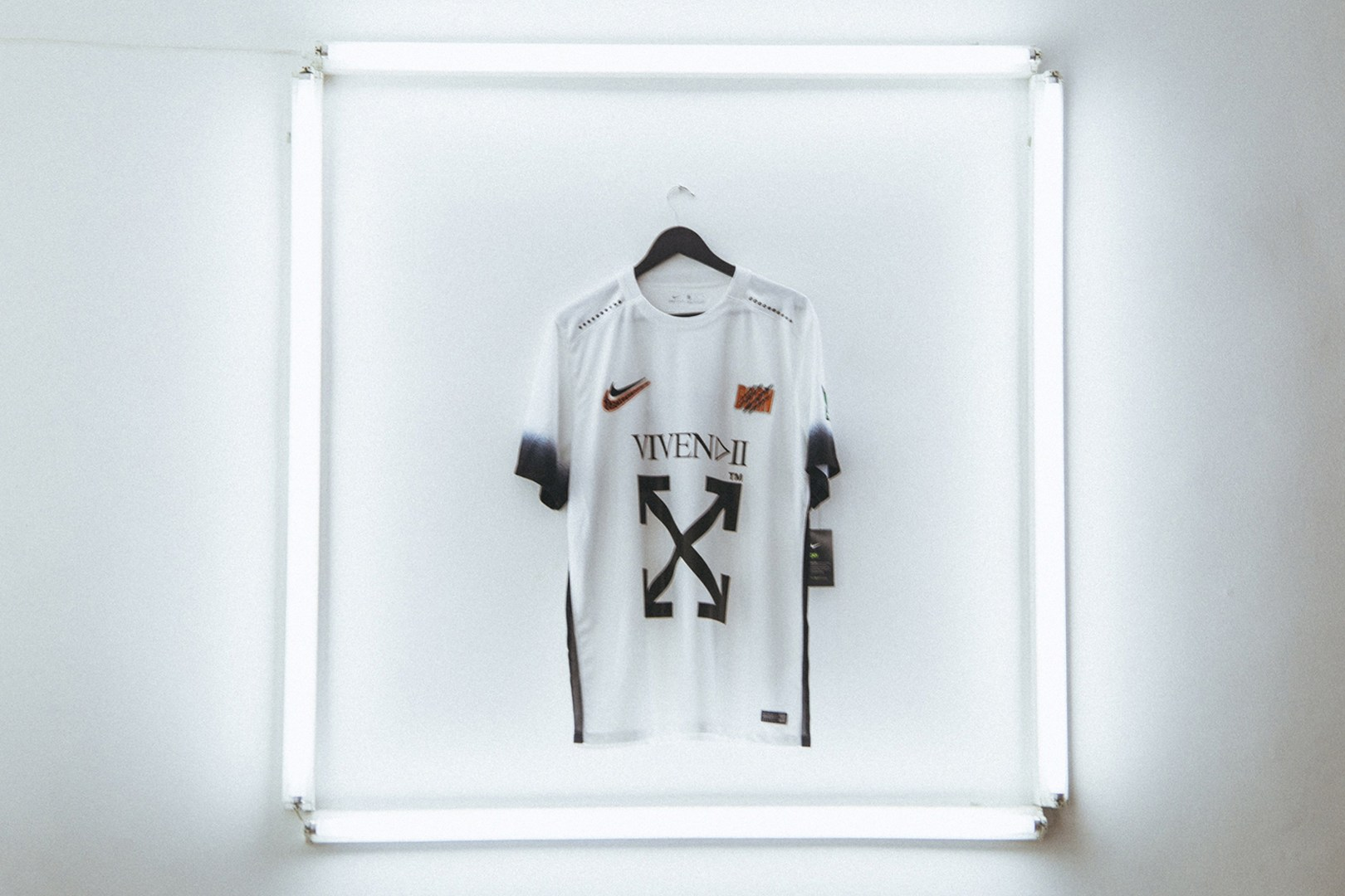 5c4f4354 Off-White and Vivendii Collaborate on a New Nigerian Soccer Kit