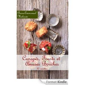 Telecharge recette de cuisine pour canap s toasts et - Livre de cuisine en ligne ...