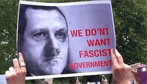 Erdogan caricature