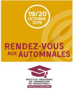 Les Automnales se dérouleront de façon décentralisée (info 11 octobre 2019)