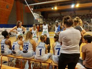 Charnay – Basket Landes en finale du Pré-Open