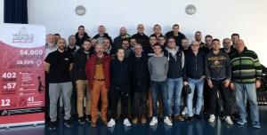 Stage de mi-saison des arbitres et observateurs nationaux/ fédéraux à Mont-de-Marsan et à Cognac