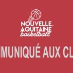 Sanitaire, Sportif, Situation en Nouvelle-Aquitaine : communiqué du Président Pierre Dufau