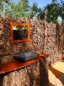 Salle de bain Rêve de Nomade. Photo Esprit d'Afrique