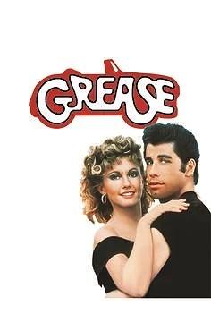 Bildresultat för grease logo movie
