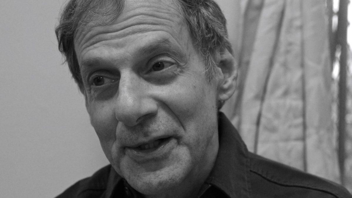 David Gilbert, a 77-year old man