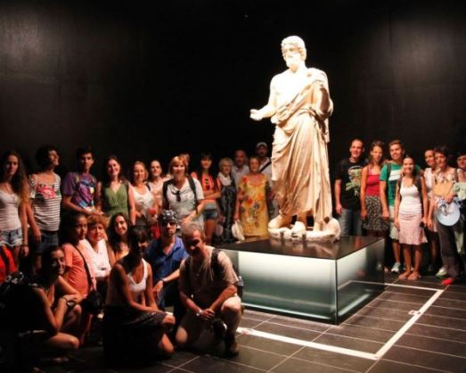 Empuries Nueva Acropolis Asclepio