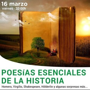 Poesías esenciales de la historia