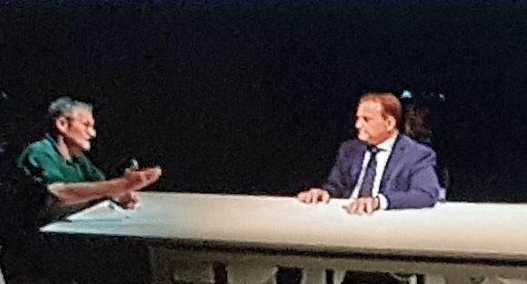 Entrevista sobre el Tao en radio y televisión