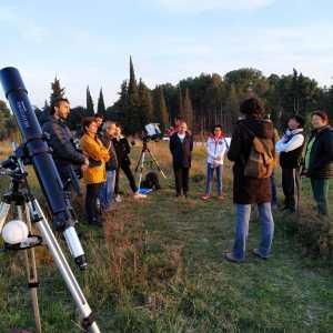 Urania Sabadell dedica una noche al cielo estrellado.