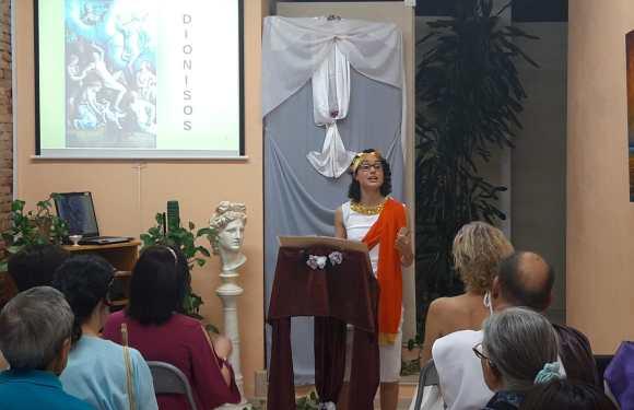 Lectures divines a Nova Acròpolis Sabadell