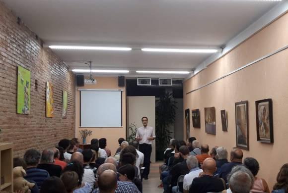 Nikola Tesla: geni i inventor, protagonista a Nova Acròpolis Sabadell