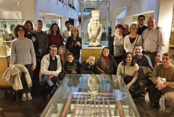 Un viaje hacia el antiguo Egipto sin salir de Barcelona