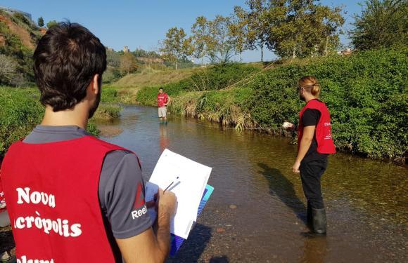Rècord històric de participació en voluntariat ambiental