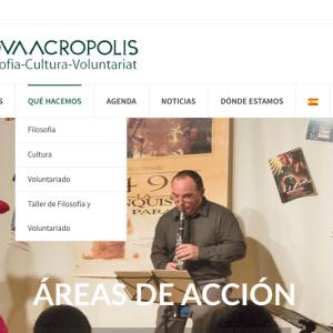 Nova Acròpolis Barcelona i Sabadell estrenen una nova pàgina web