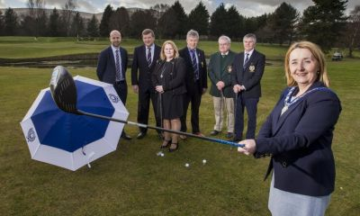 Newry, Mourne and Down District Council launched a brand new junior golf tournament, the Newry, Mourne and Down Junior Summer Golf Trophy, which will tee off in August 2018.