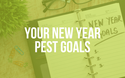 Your New Year Pest Goals