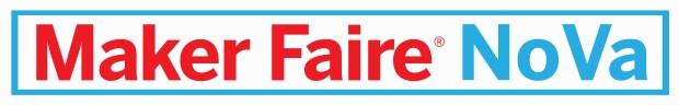 Maker Faire NoVa logo