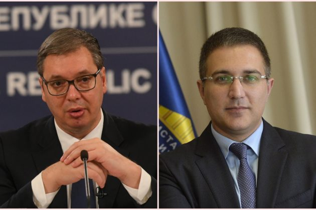 POSLEDNJI ČIN: Vučićev obračun sa Stefanovićem 3