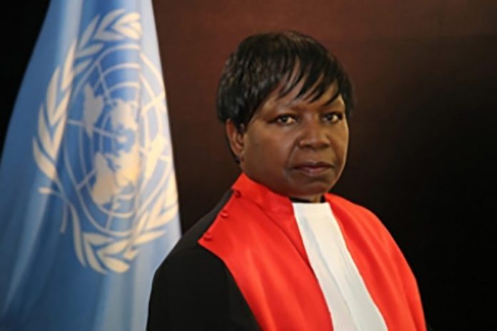 Sudija, Prisca Matimba Nyambe, Prisca Matimba Niambe Foto: UNITED NATIONS/International Residual Mechanism for Criminal Tribunals
