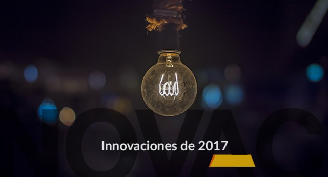 Innovaciones 2017