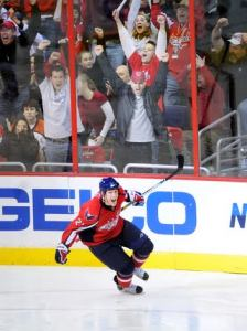 WASHINGTON, DC - January 17: during the third period of the game at the Verizon Center on Sunday, January 17, 2010. The Washington Capitals defeated the Philadeplphia Flyers 5-2. (Photo by Toni L. Sandys/The Washington Post)