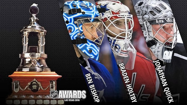 vezina nhl awards 2016