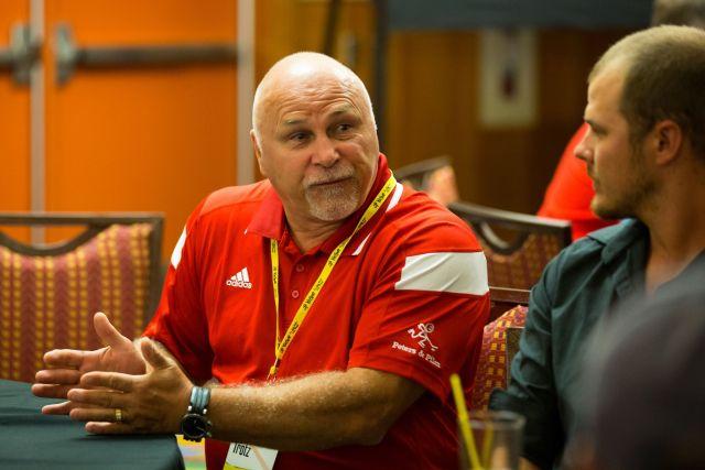 Barry-Trotz-washington-capitals-Peters & Pilon Celebrity Golf Tournament