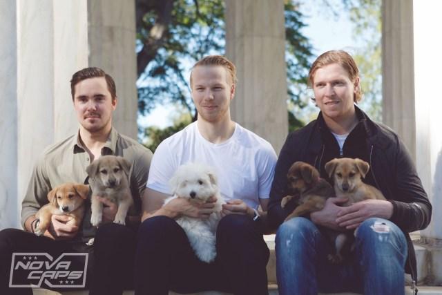 johansson-eller-backstrom-washington-capitals-canine-calendar