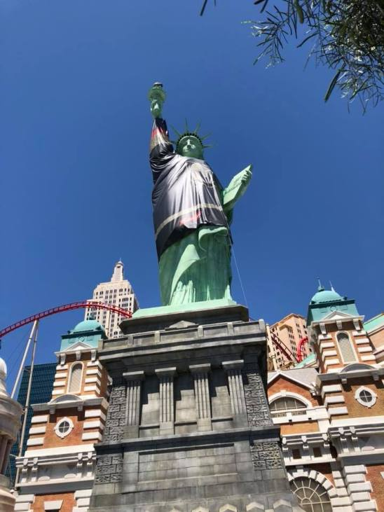 Statue of Liberty Vegas
