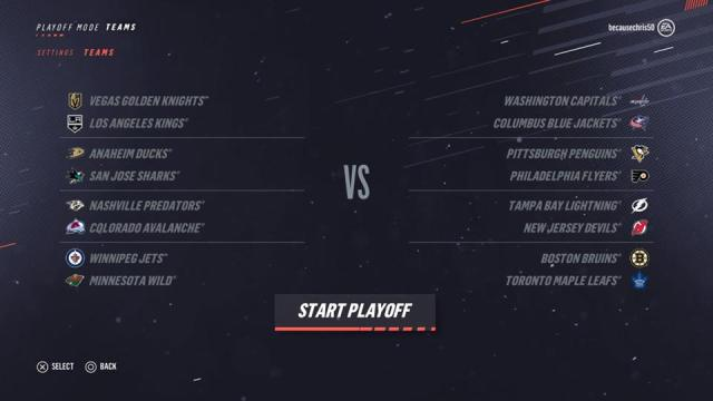 PlayoffMode