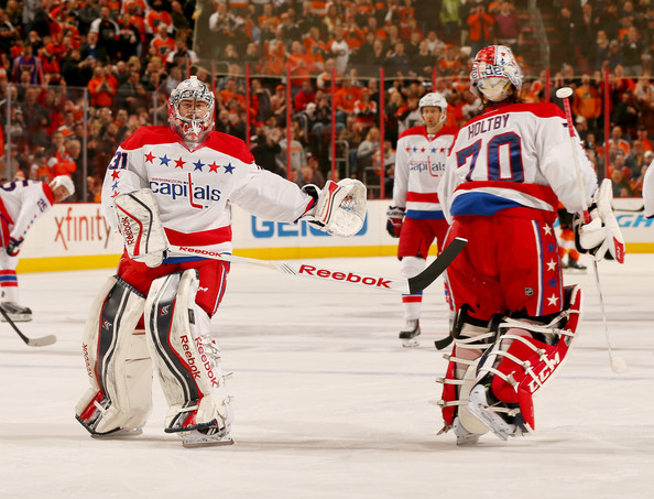 From Kolzig To Holtby Looking At The Washington Capitals Goalie Carousel Part 2 Nova Caps