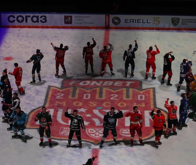 KHL Season 2018-2019