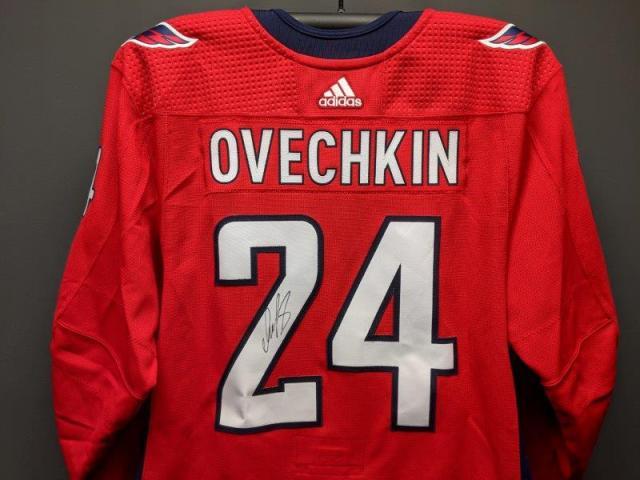 Ovechkin Jersey