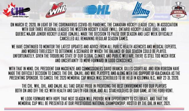 @CanadianHockeyLeague