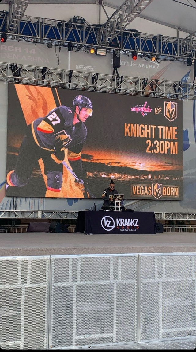 Road Review T Mobile Arena A Possible Neutral Site For 2020